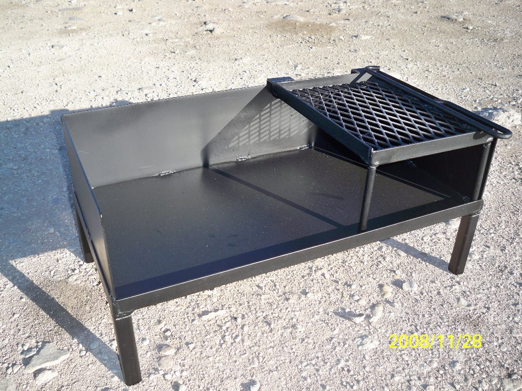 Dutch Oven Table B T Outdoors